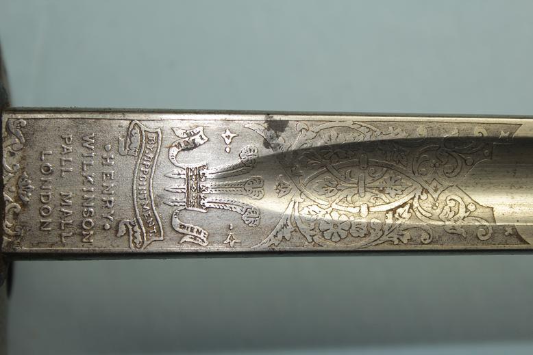 Henry wilkinson sword